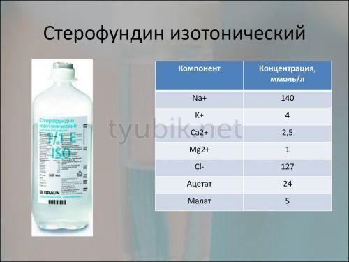 Aktiva komponenter i läkemedlet