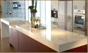 Samsung Staron Solid Surface Custom Countertops Dallas Fort Worth