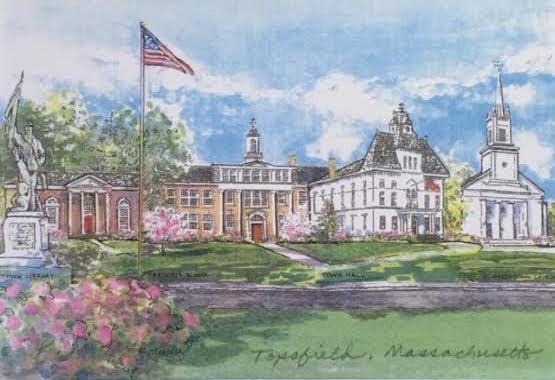 """""""Topsfield, Massachusetts"""" - Kathleen McNally"""