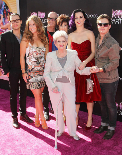 Family - Katy Perry and her Struggles
