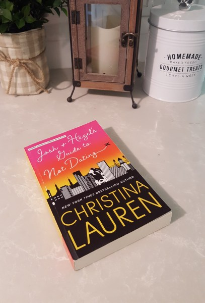 Katy s Library Blog     Conquering depression one book at a time Josh and Hazel s Guide to Not Dating by Christina Lauren  Review