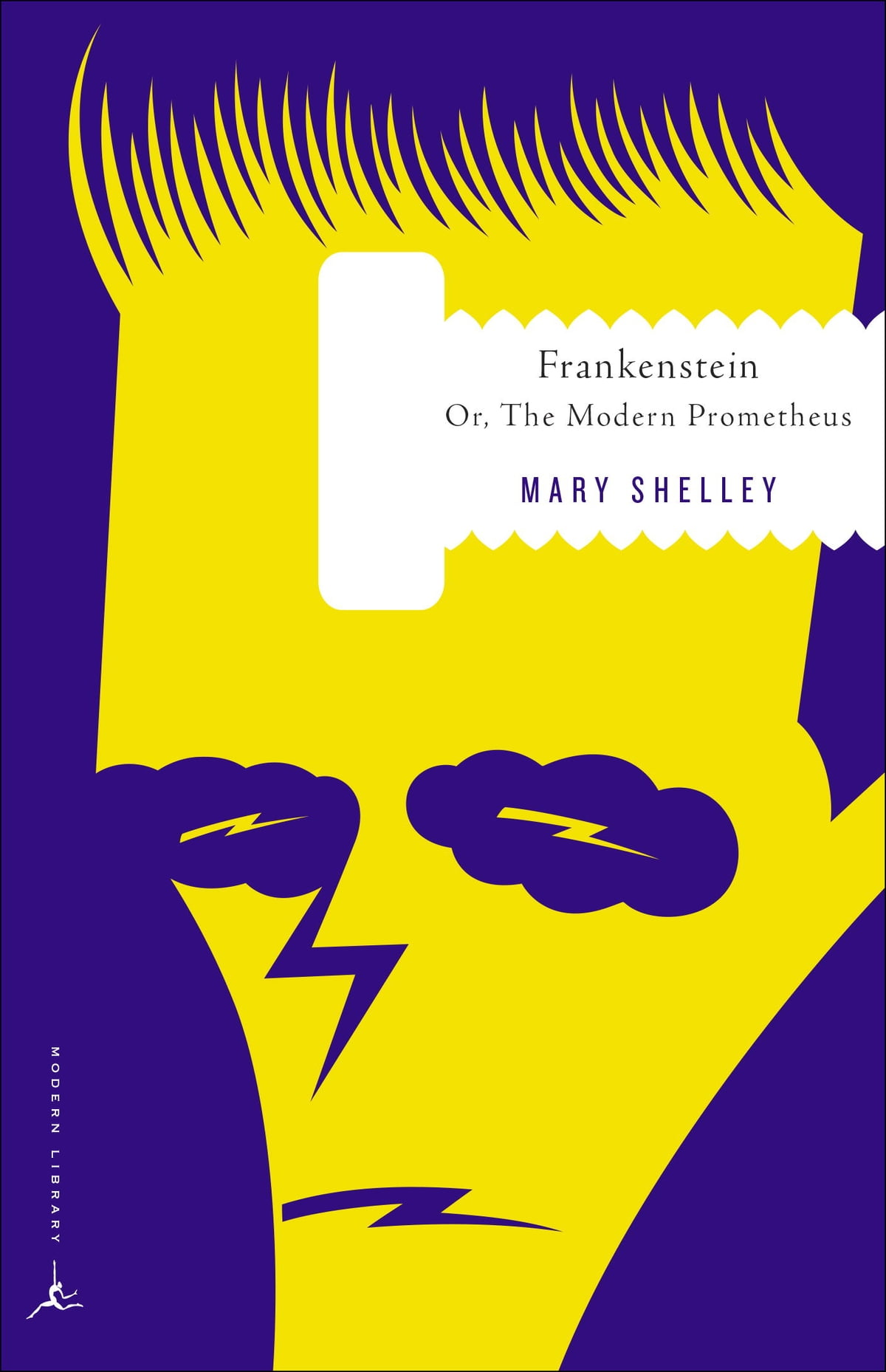 frankenstein or the modern prometheus - 580×898