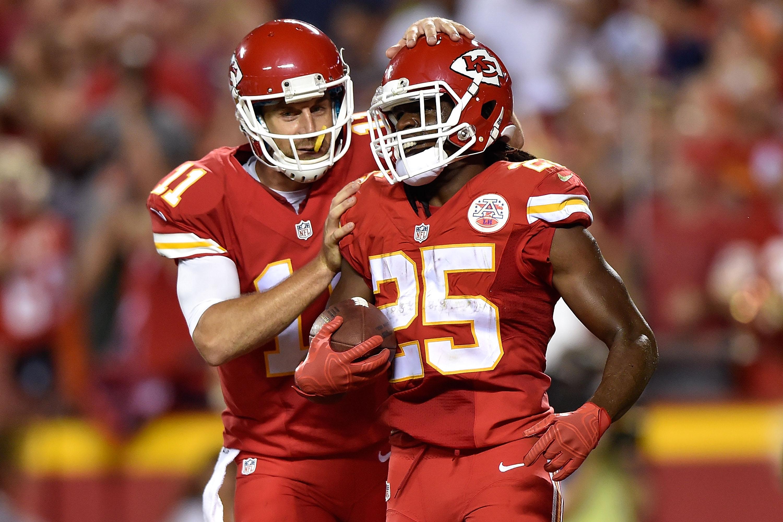 Kansas City Chiefs Running Backs