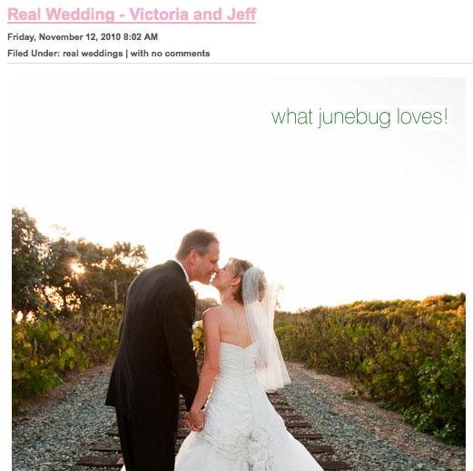 Martha Stewart Weddings Submission