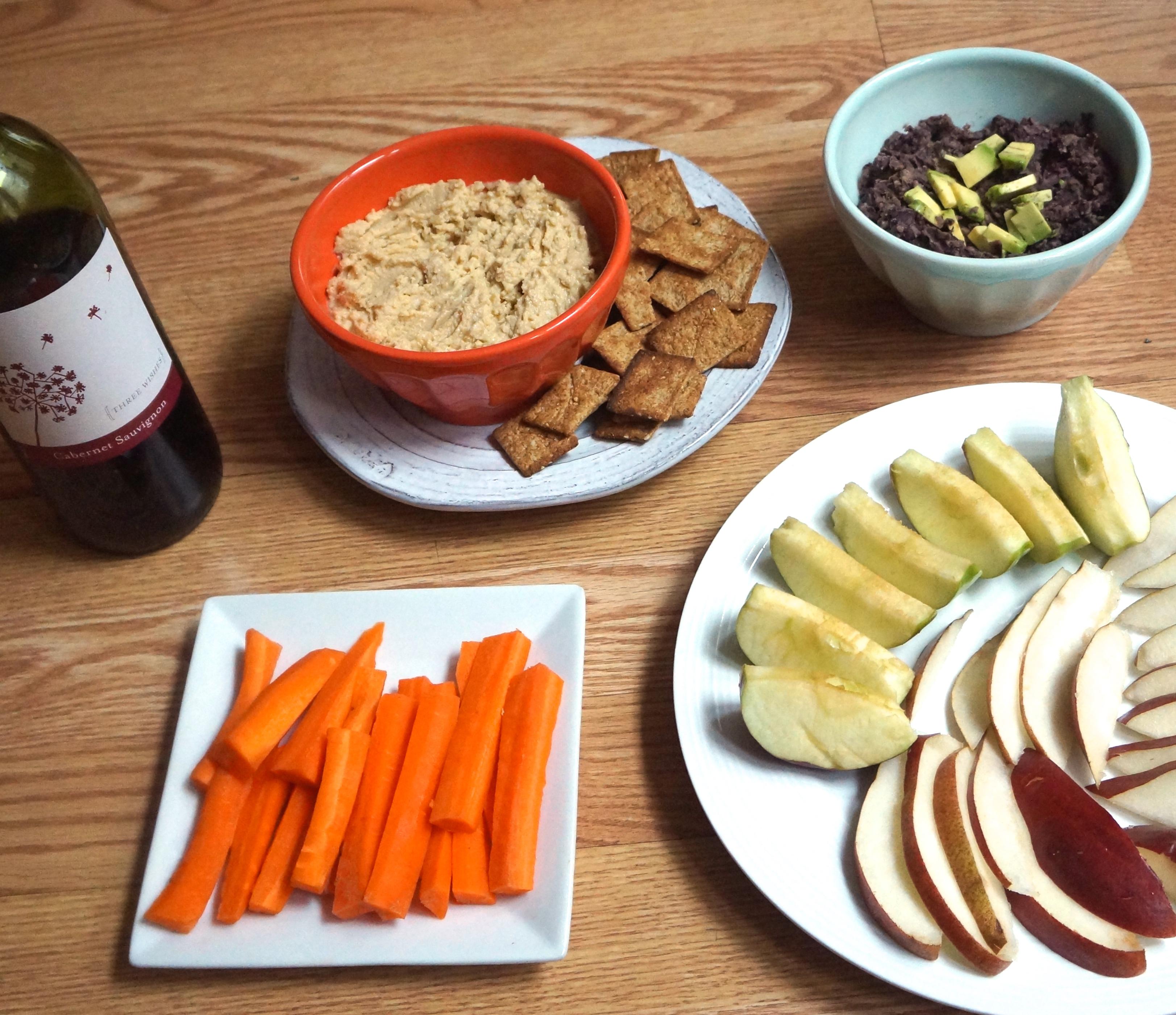 delicious healthy snacks - 1000×863