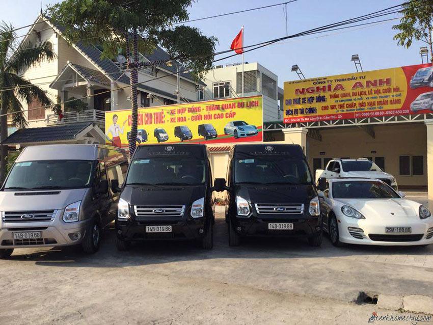 TOP xe limousine Hà Nội Bãi Cháy giường nằm chất lượng nhất