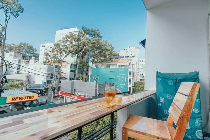 The Cozi House - Homestay Sài Gòn