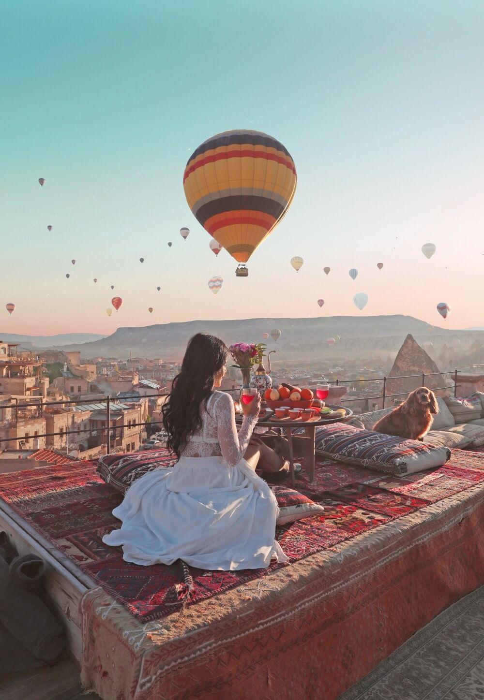 Kinh nghiệm du lịch Thổ Nhĩ Kỳ 2019 giá rẻ chi tiết từ AZ