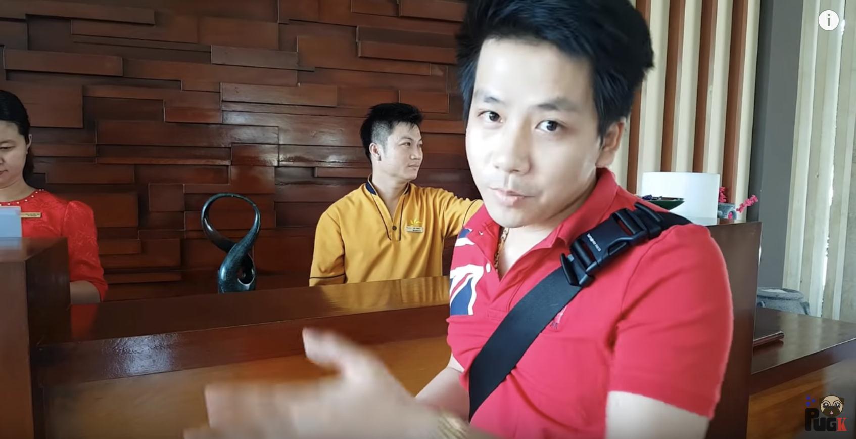 Resort 5 * Aroma Mũi Né Phan Thiết lừa đảo khách hàng tiền phòng