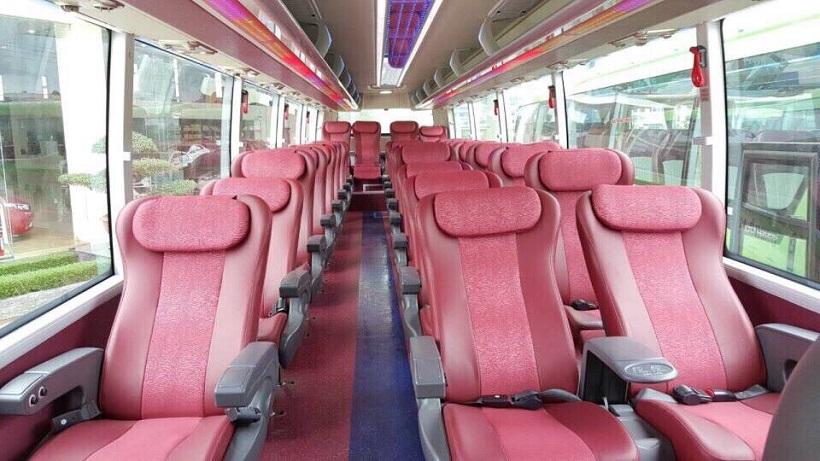 Xe Apec Limousine đi Hà Nội - Nam Ninh