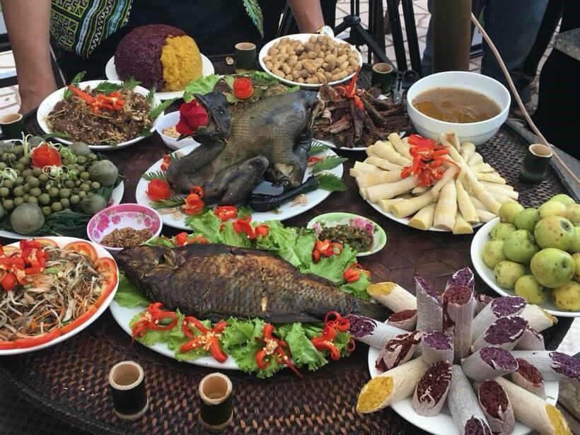 Vân Hồ Ecolodge - khu nghỉ dưỡng sinh thái ở Sơn La khiến du khách phát cuồng