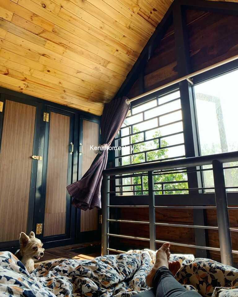 Queeny's FarmStay: Ngôi nhà gỗ siêu xinh và yên bình ở phố Buôn Ma Thuột