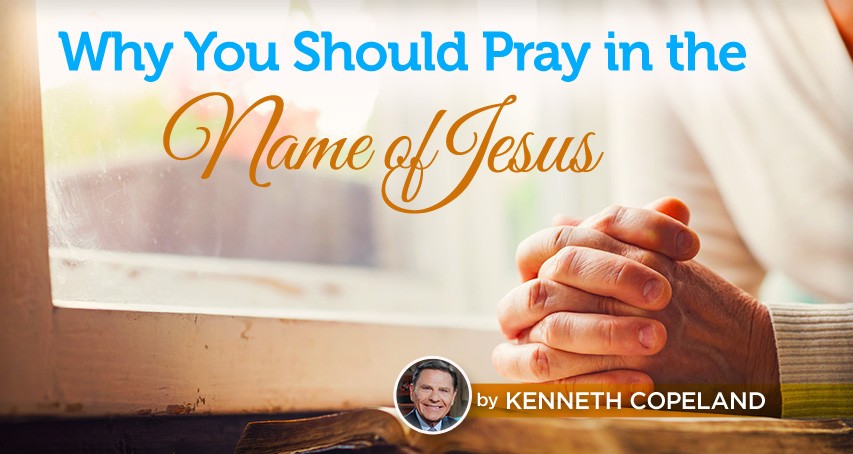 The Official Blog of Kenneth Copeland Ministries