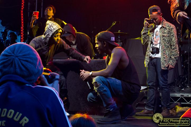A$AP Rocky at Creators Project 2011 (Brooklyn, NY 10.15.11 ...