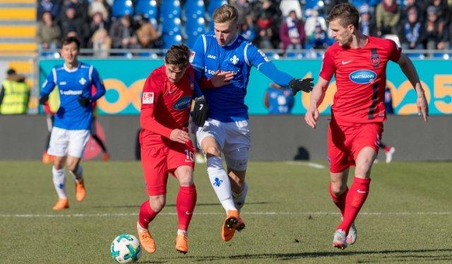 Soi-kèo Karlsruher vs Darmstadt