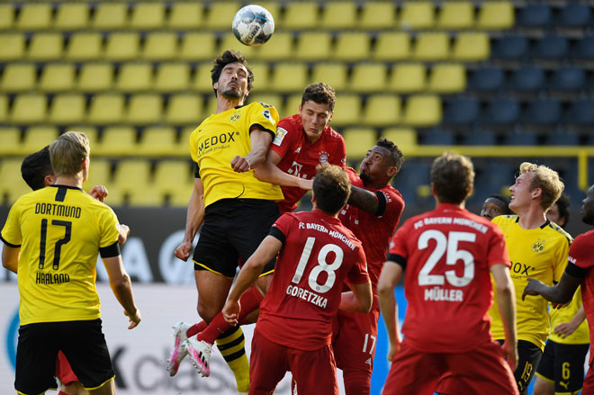 Soi-kèo Paderborn vs Dortmund