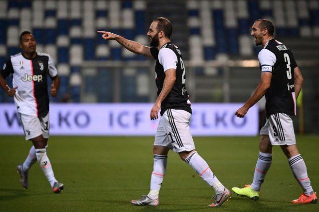 Soi-kèo Juventus vs Lazio