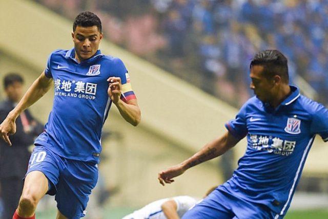 Soi-kèo Shanghai Shenhua vs Guangzhou R&F