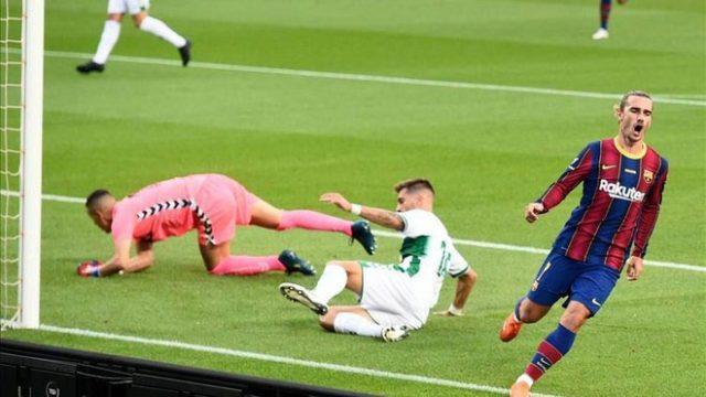 Soi-kèo Barcelona vs Villarreal