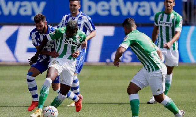 Soi-kèo Getafe vs Betis CF