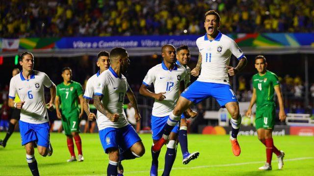 Soi-kèo Brazil vs Bolivia