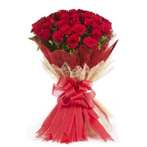Red Rose Bouquet   Buy Gifts Online More Views