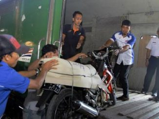 program angkutan motor gratis - jateng.tribunnews.com