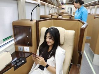 Kereta Api Luxury Sleeper - jatim.tribunnews.com