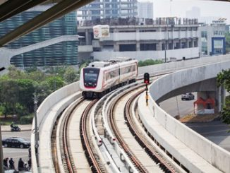 Transportasi Light Rail Transit (LRT) Jakarta - www.inews.id