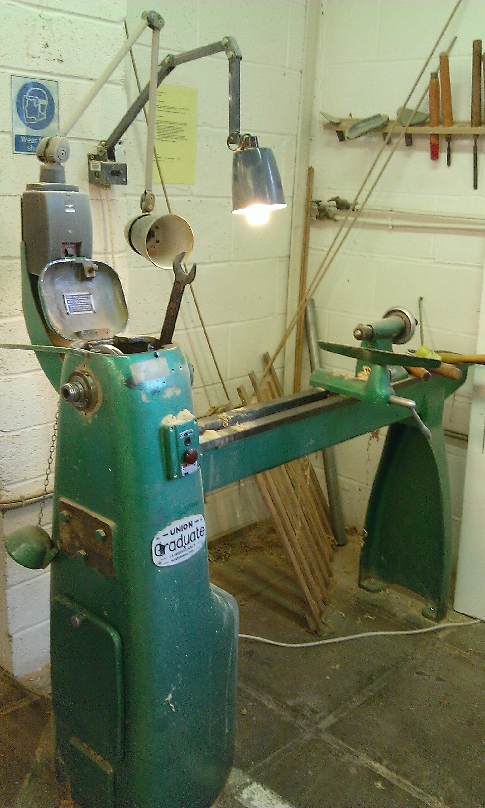 Wood Lathe Speed Calculator Plans Diy How To Make