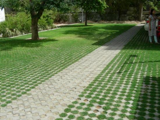 Grass Pavers Kesarjan Building Center