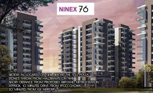 Ninex Sector 76 Gurgaon new apartments in gurgaon for sale