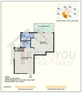 Rof Affordable Housing Floor Plan 9