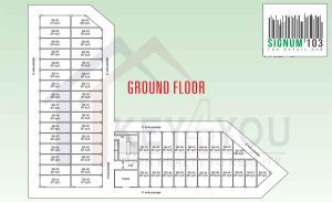 Signature Global Signum 103 Gurgaon Floor plan