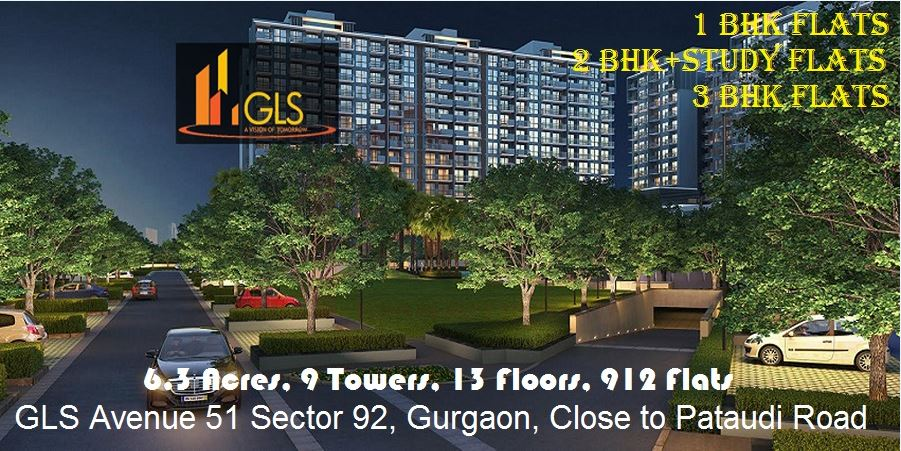 GLS Avenue 51 Sector 92 Gurugram Affordable Housing Project