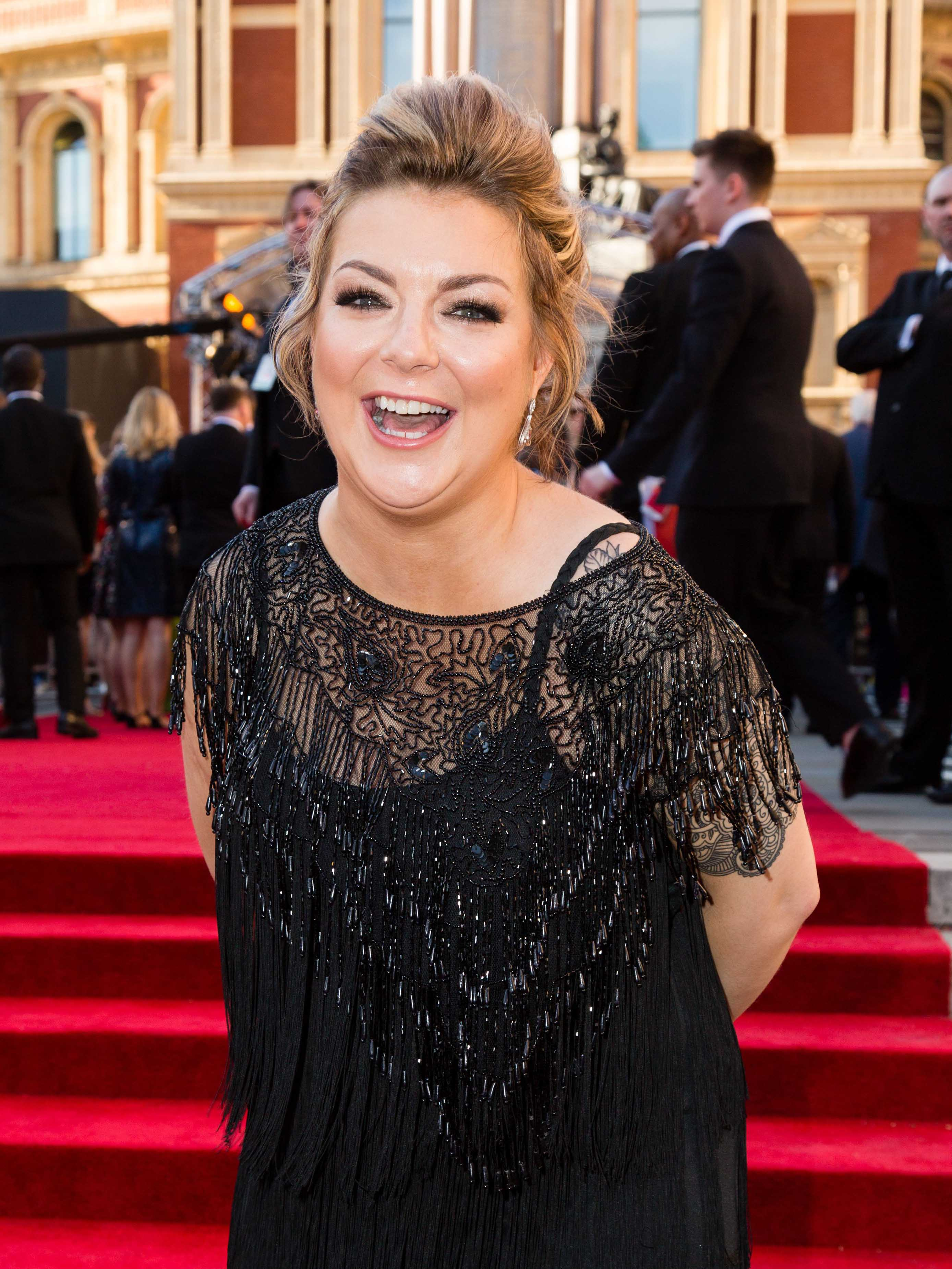 Sheridan Smith Struggling To Lose Weight After Gaining