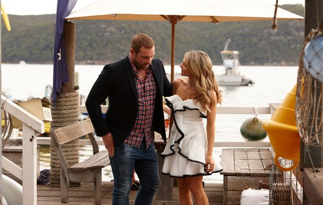 Home And Away Spoilers Will Jasmine Delaney And Robbo S