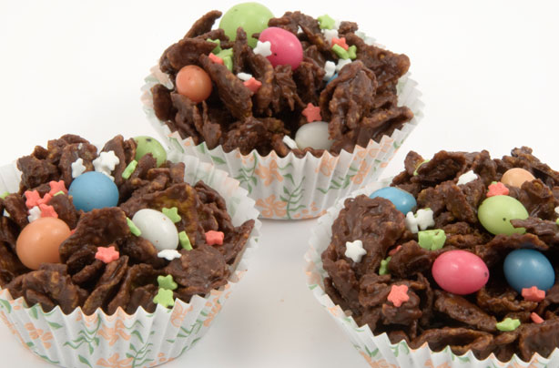 Chocolate Cornflake Cakes Recipe Goodtoknow