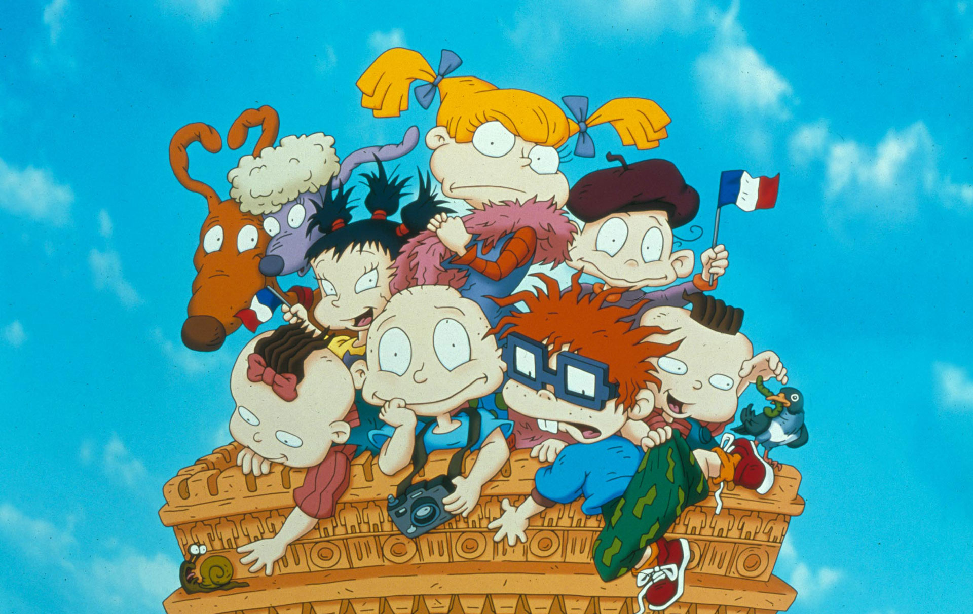 Rugrats Is Returning To Our Tv Screens After 12 Years