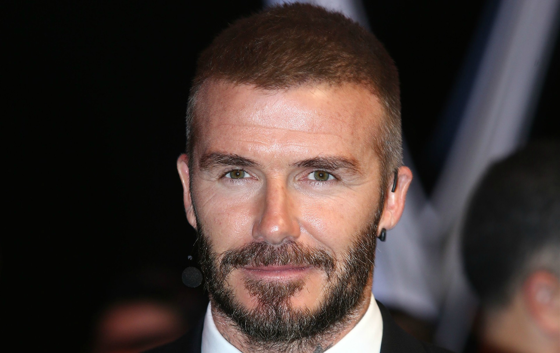 David Beckham criticised for sharing 'weird' kissing ...