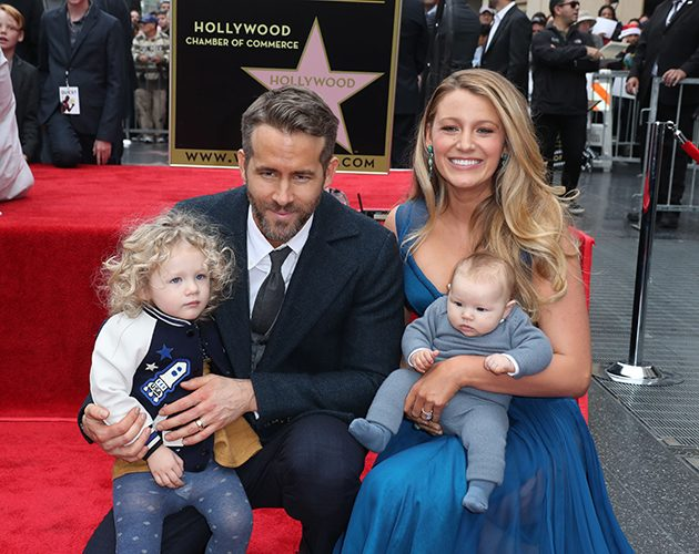 Ryan Reynolds And Blake Lively's Kids Just Made Their ...