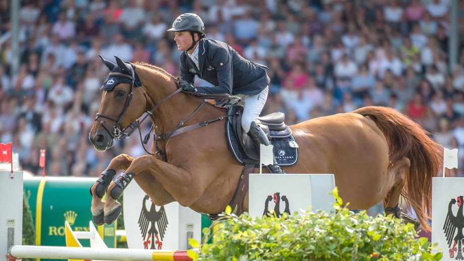 Ben Maher I Ve Had Many Good Horses But Explosion Is