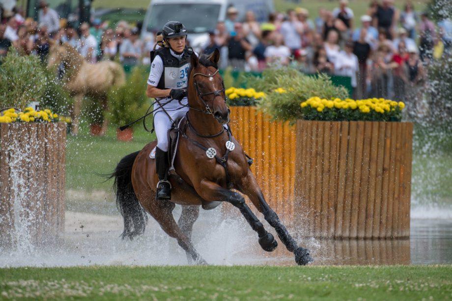 Ingrid Klimke Wins Aachen Eventing It Was A Tough Course