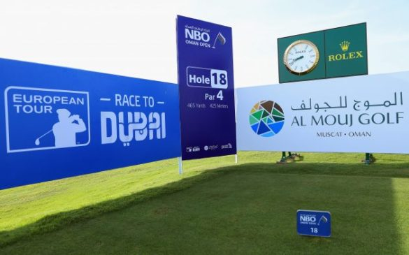 Oman Open Leaderboard  Preview  TV Times   Golf Monthly oman open leaderboard