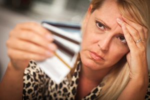 Credit Card Debt and Depression - Sad News