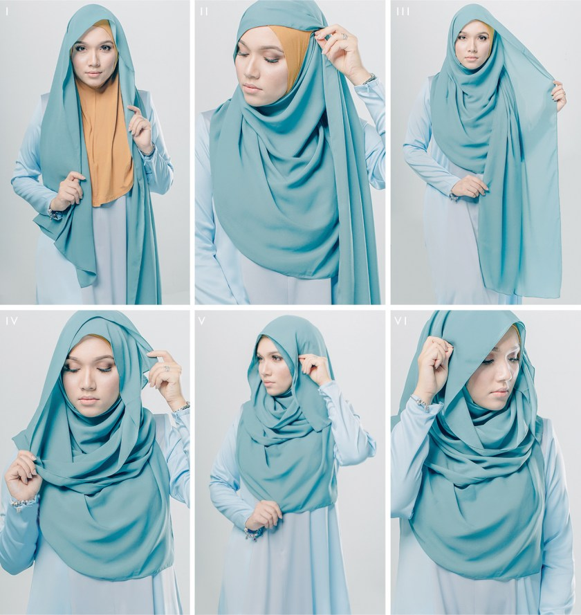 Fashion Hijab Tutorial Hijab Model Baju Muslim