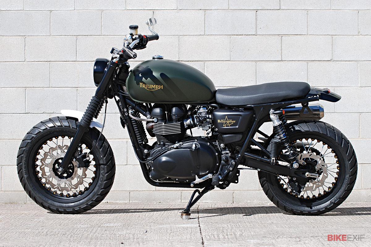 Custom Triumph Motorcycle Accessories