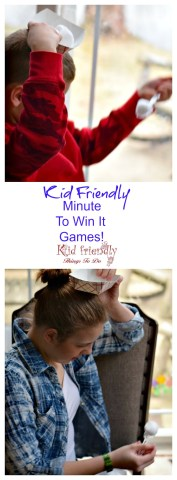 More Awesome Kid Friendly Minute To Win It Party Games Even More Fun Kid Friendly Minute To Win it Games  Fun for the whole family