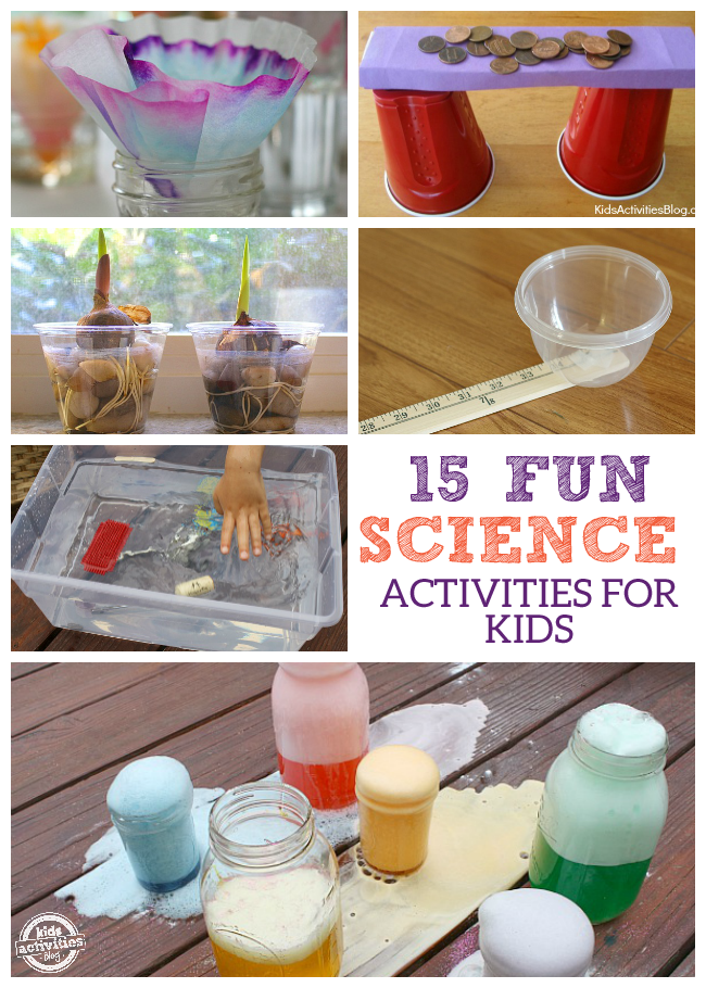Toddlers Projects Easy Science