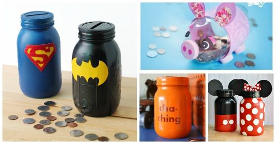 20 Fun Diy Piggy Banks